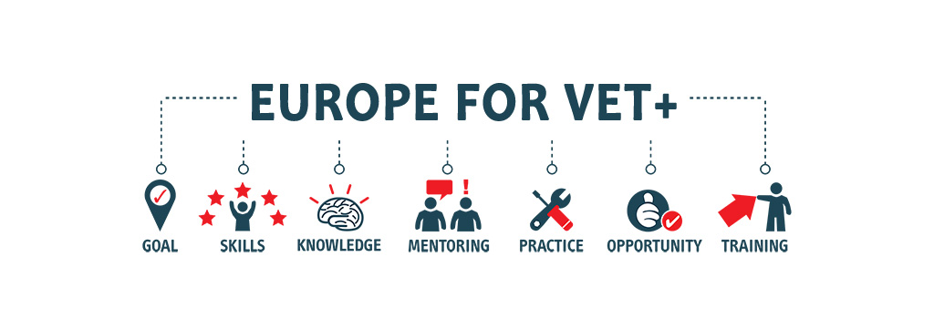europe for vet logo